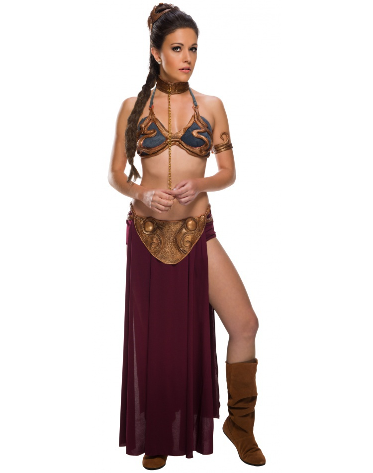 Princess Leia Slave Return Of The Jedi Costume