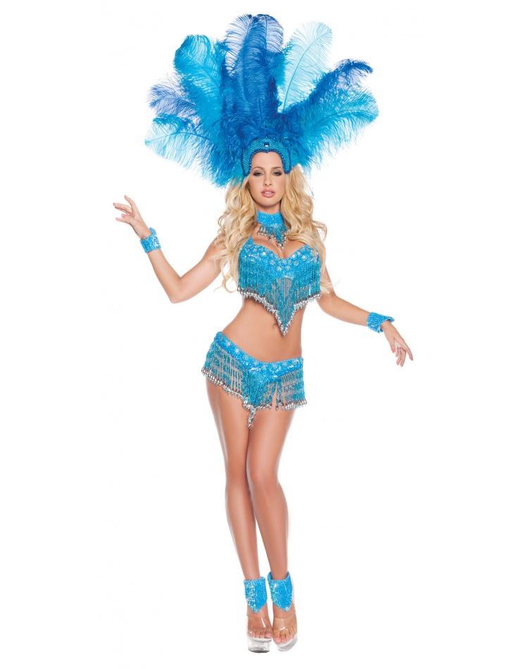 Brazilian Show Girl Brazilian Carnival costumes